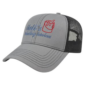 Super Soft Mesh Back Cap